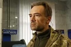 Російський актор-доброволець заявив про погрози СБУ: йому відповіли