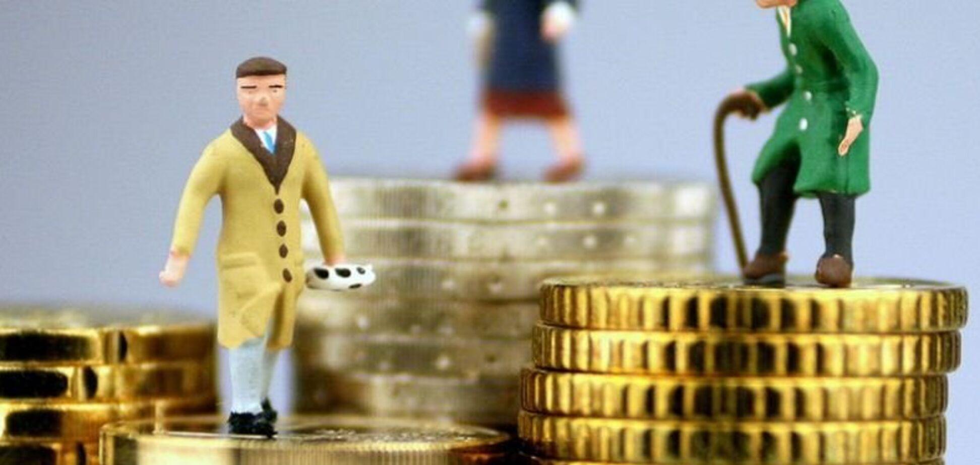 Українцям перерахують пенсії в три етапи: як і кому підвищать виплати