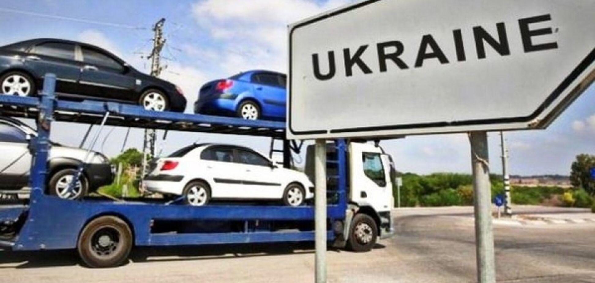 Еврономера в Украине