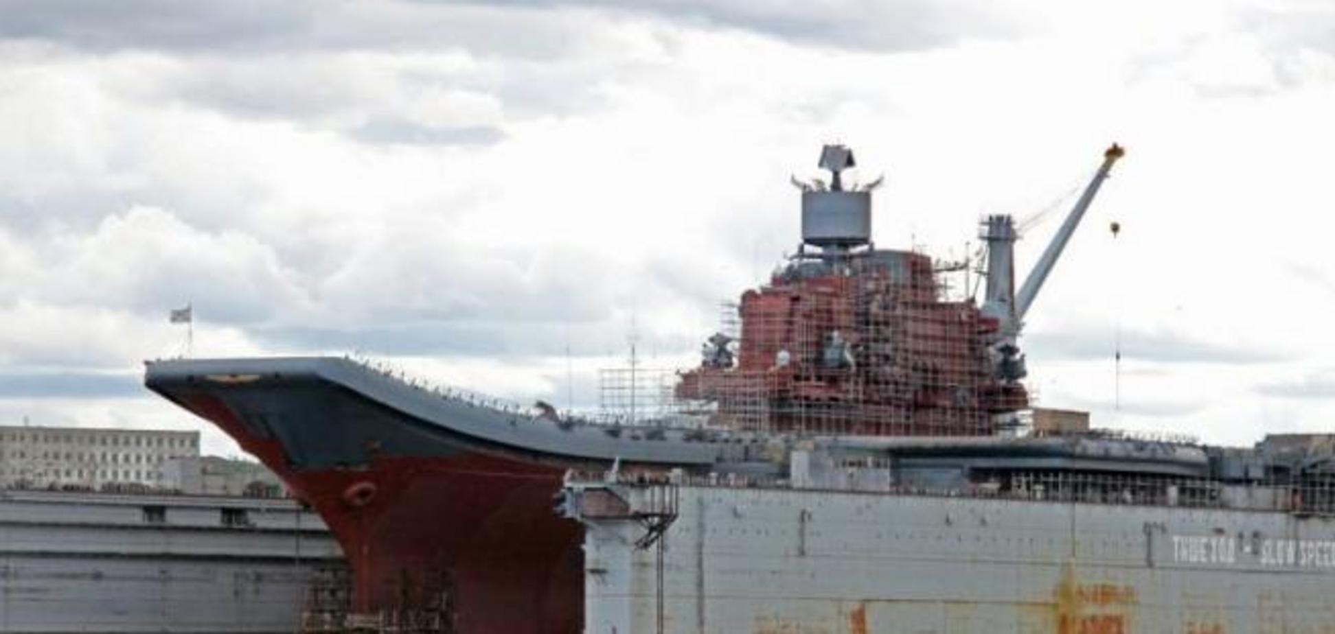 ЧП с гигантским доком в Мурманске: появились жуткие подробности