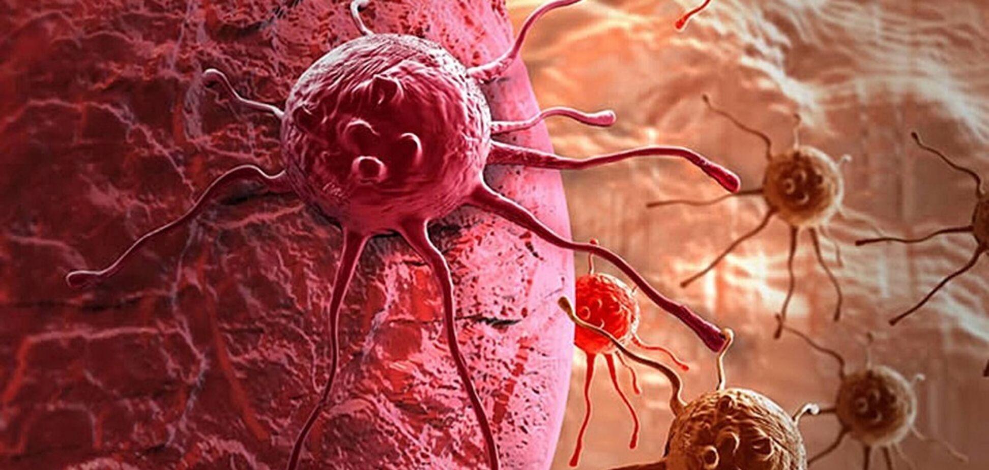Вчені знайшли вірус, який вбиває рак