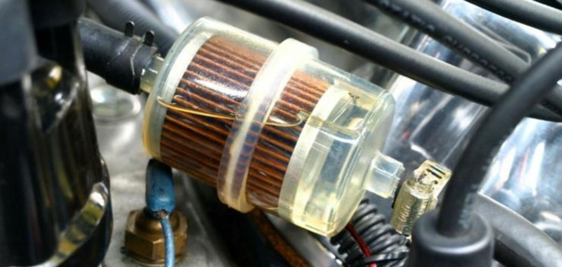 Как часто нужно менять топливный фильтр в автомобиле