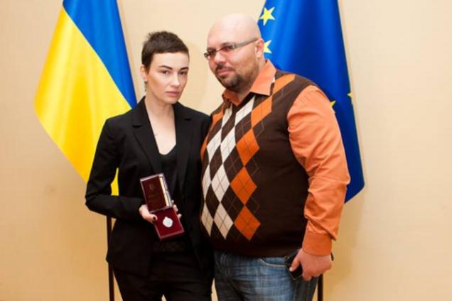 Анастасія Приходько і Денис Путінцев