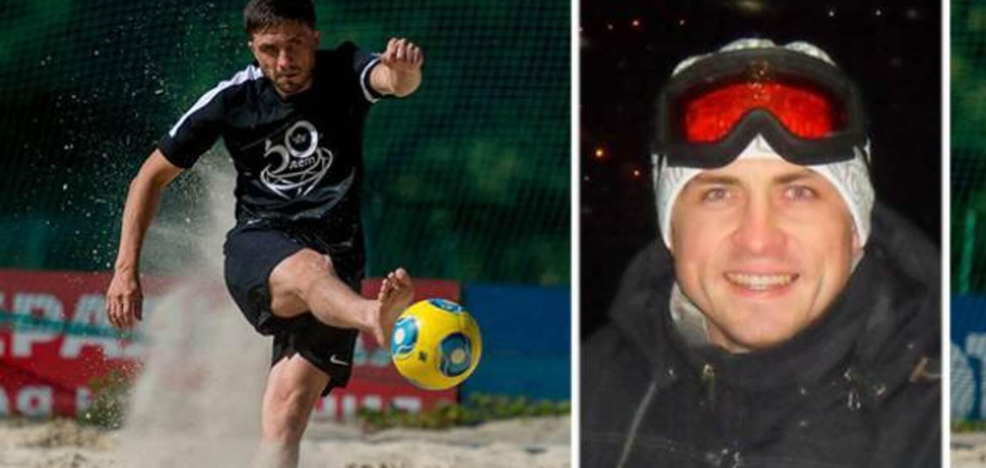 Футболіст у Росії не витримав холоду і помер