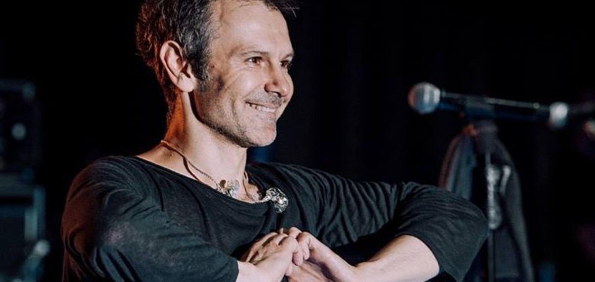 ''Сжимаются кулаки!'' Вакарчук заговорил об отказе от музыки ради политики