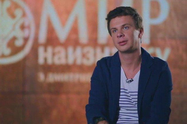 Стартует бразильский сезон тревел-шоу ''Мир наизнанку''