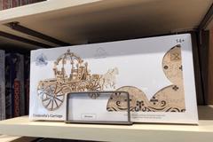 В магазинах Disney начали продавать украинские 3D-конструкторы