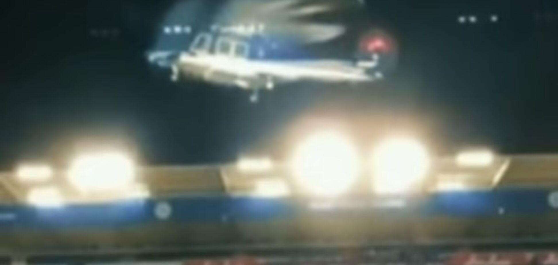 Страшні кадри: з'явилося нове відео останніх секунд життя президента 'Лестера'