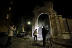 У посольстві Ватикану знайшли людські рештки: журналісти зробили гучну заяву