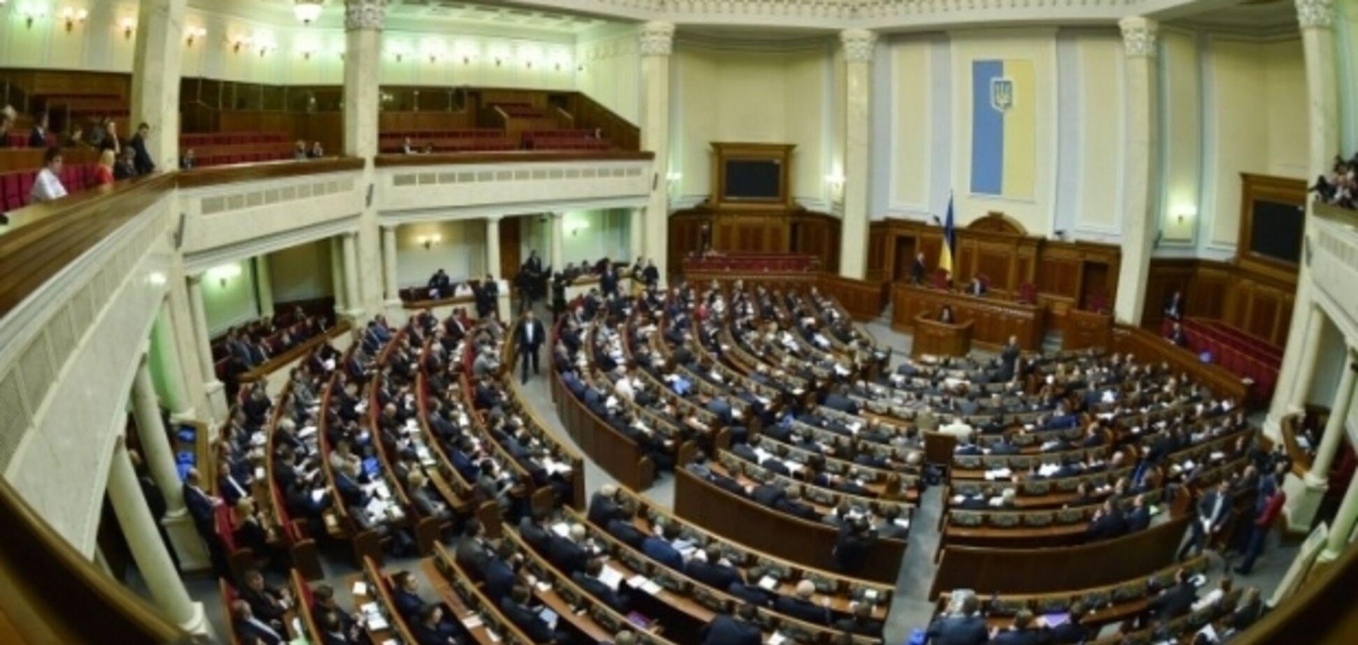 У залі Верховної Ради знайшли несподіваний предмет: опубліковано фото