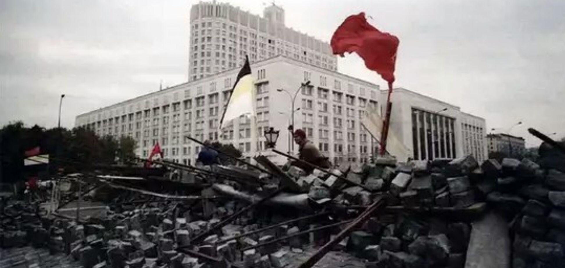 Российские войска в 1994 году могли войти не в Чечню, а в Украину