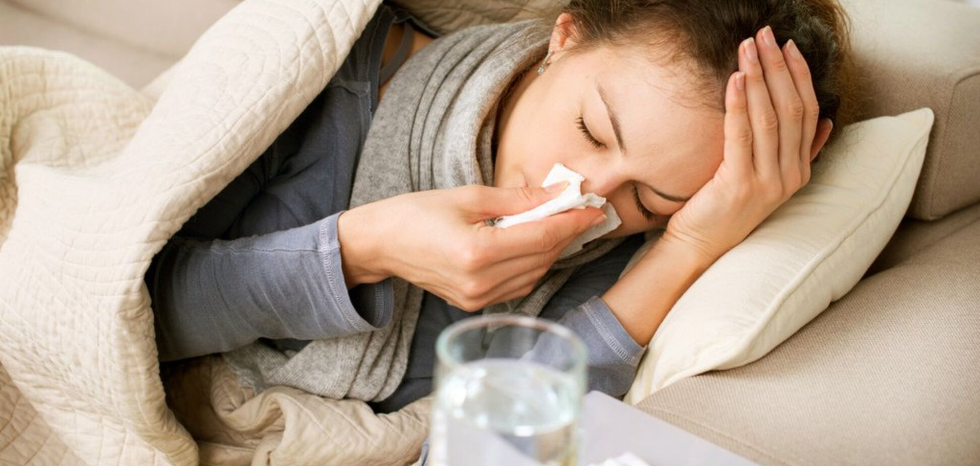 Как не заболеть гриппом: врач дал простые советы украинцам