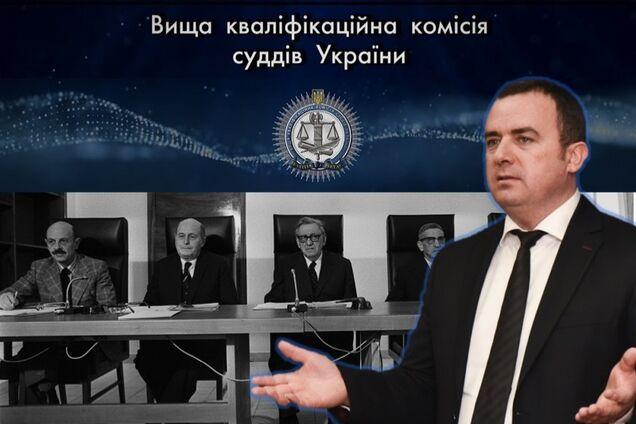 Голова одеського суду Чванкін ввів в оману ВККСУ