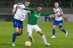 'Динамо' упустило победу в Лиге Европы