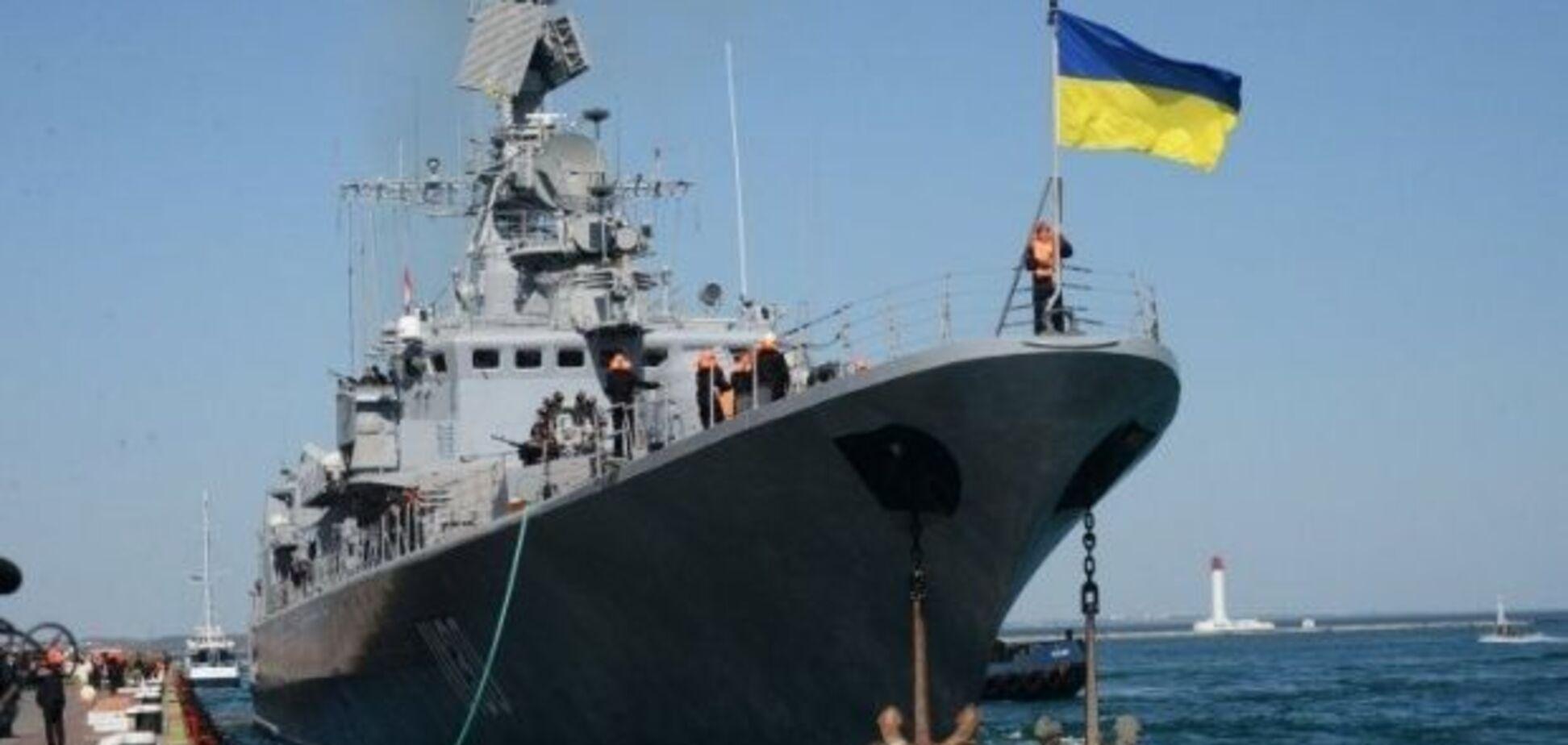 ''Смоем, если полезут'': украинский флот пригрозил россиянам в Азовском море