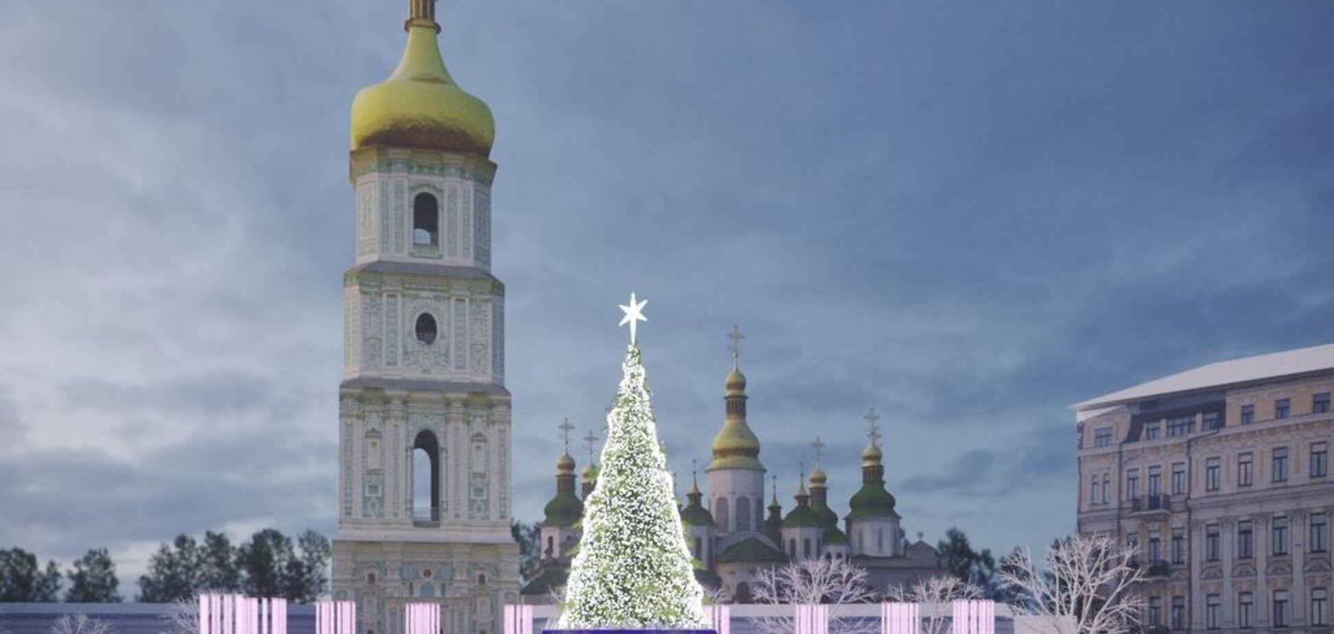 Як буде виглядати головна ялинка України: з'явилася відповідь