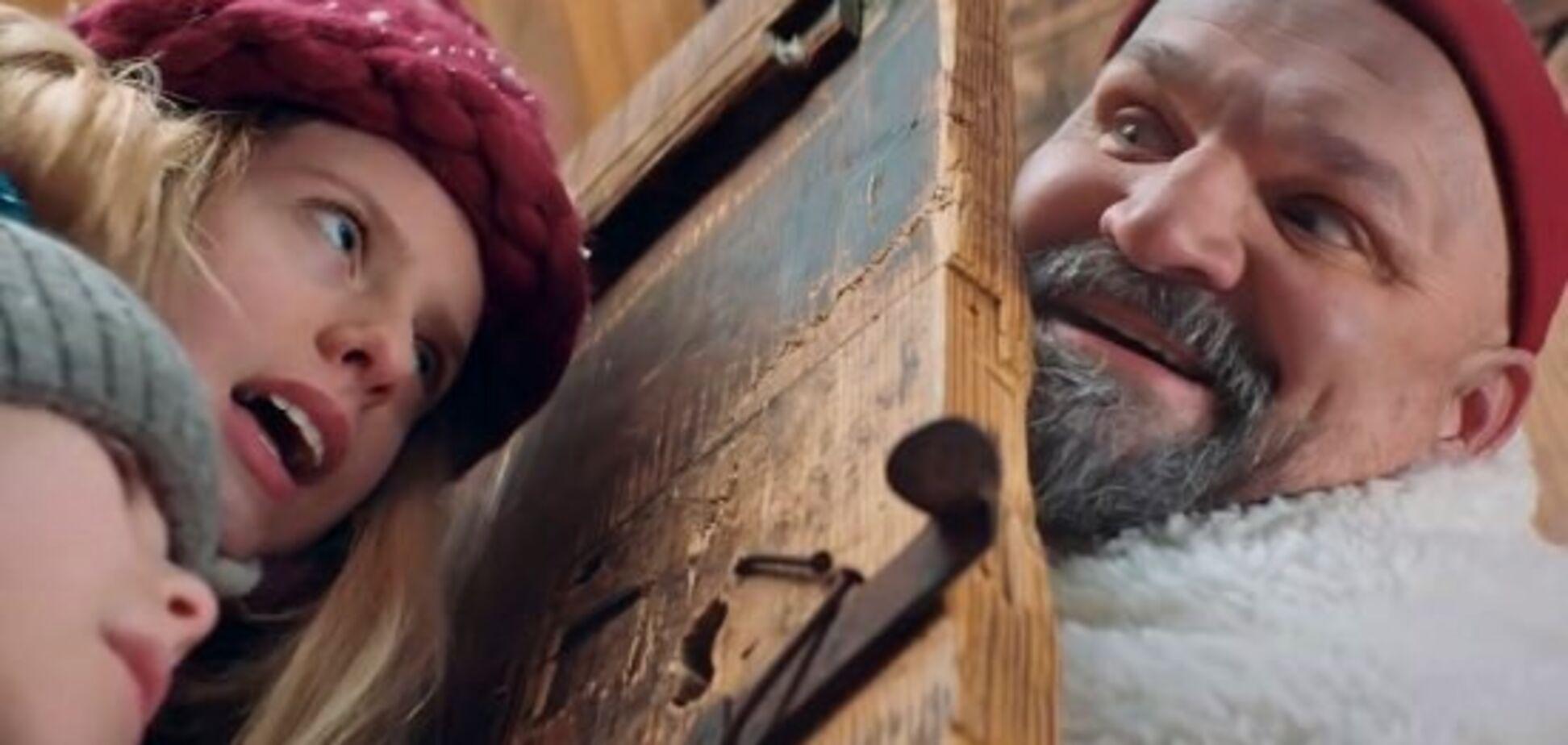 ''Один дома'' по-украински? Вышел первый трейлер комедии с Вирастюком и Ефросининой