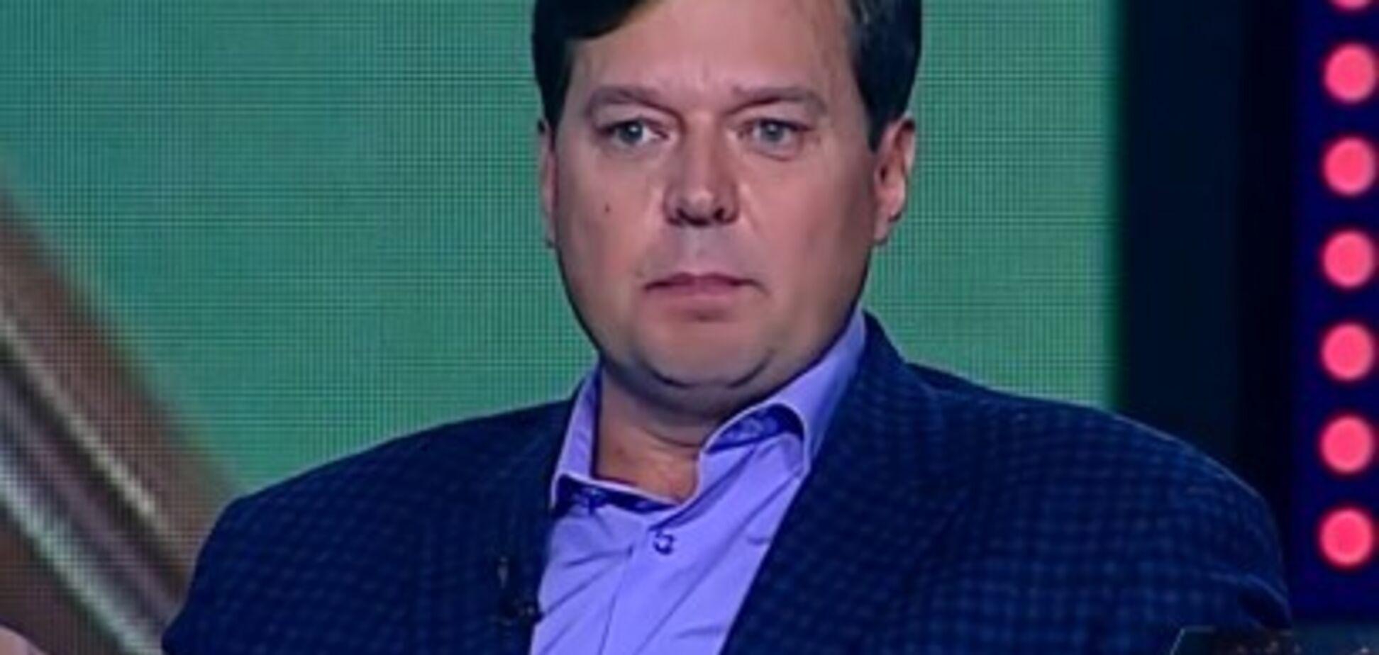 'Ездил и буду ездить': скандальный нардеп разоткровенничался о Крыме