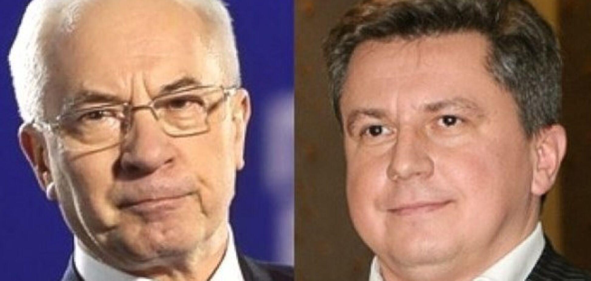 Азаров получил 140 млн взятки за назначение вице-премьера - ГПУ