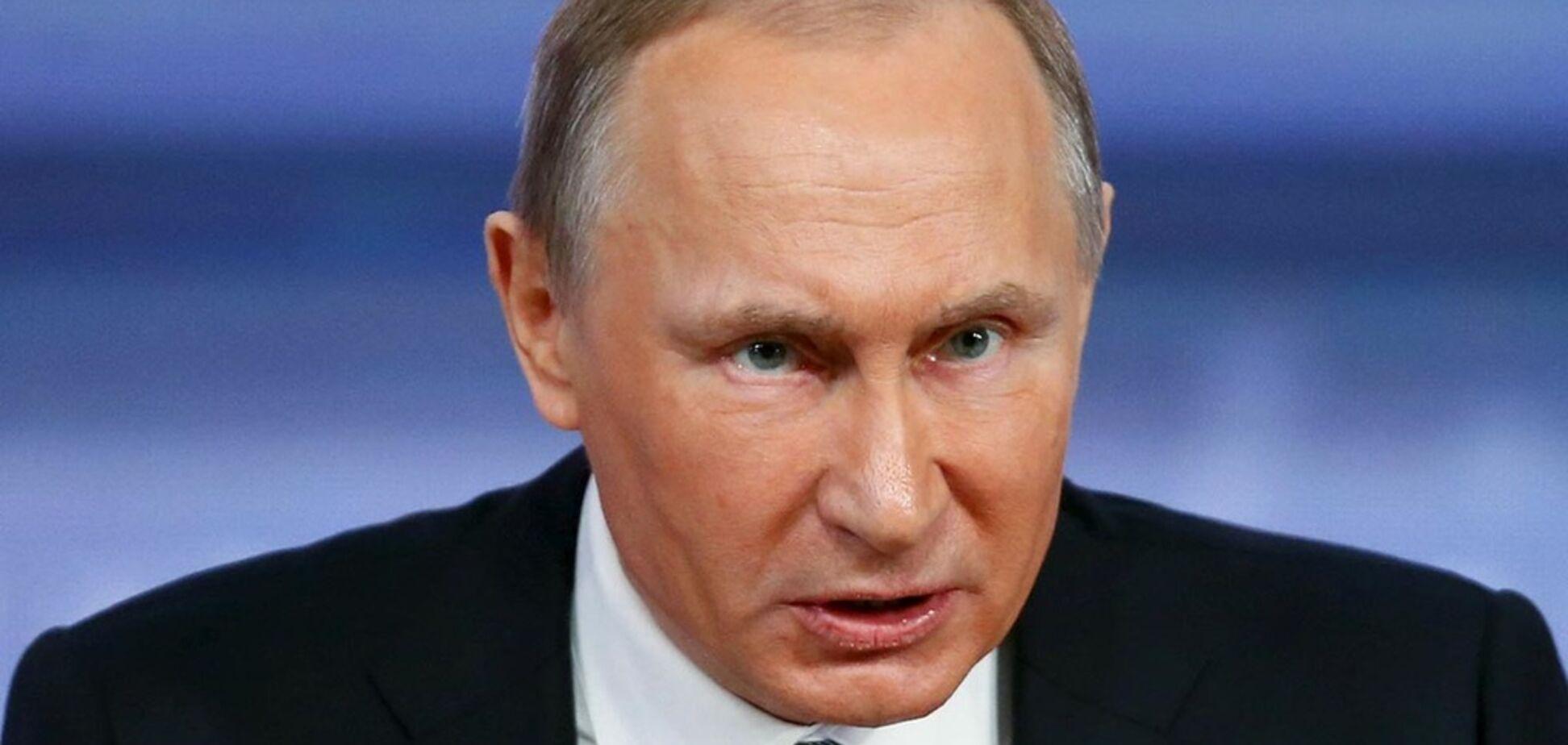 ''Он в бешенстве'': в России рассказали, чего ждать от Путина