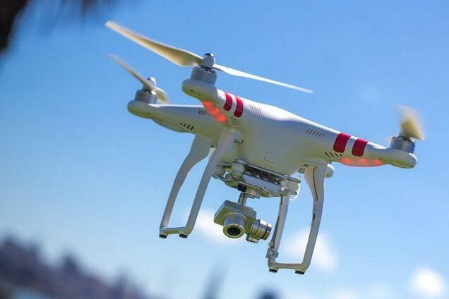В Испании туристы угодили в неприятность из-за дрона