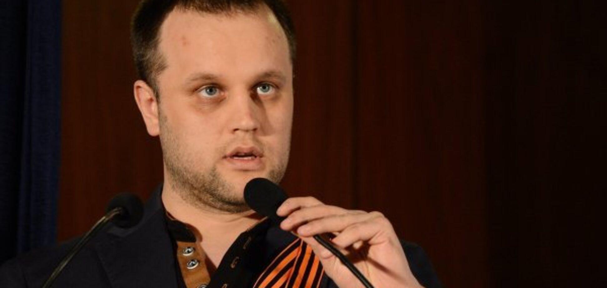''Вибори'' ватажка ''ДНР'': підтримуваний Кремлем кандидат несподівано ''злився''