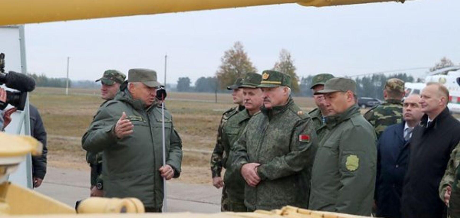 'На Россию нельзя положиться': Лукашенко внезапно решил вооружиться