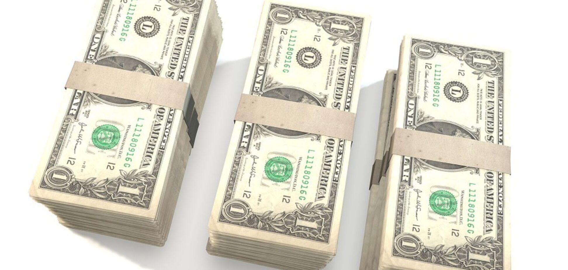 Курс долара в Україні
