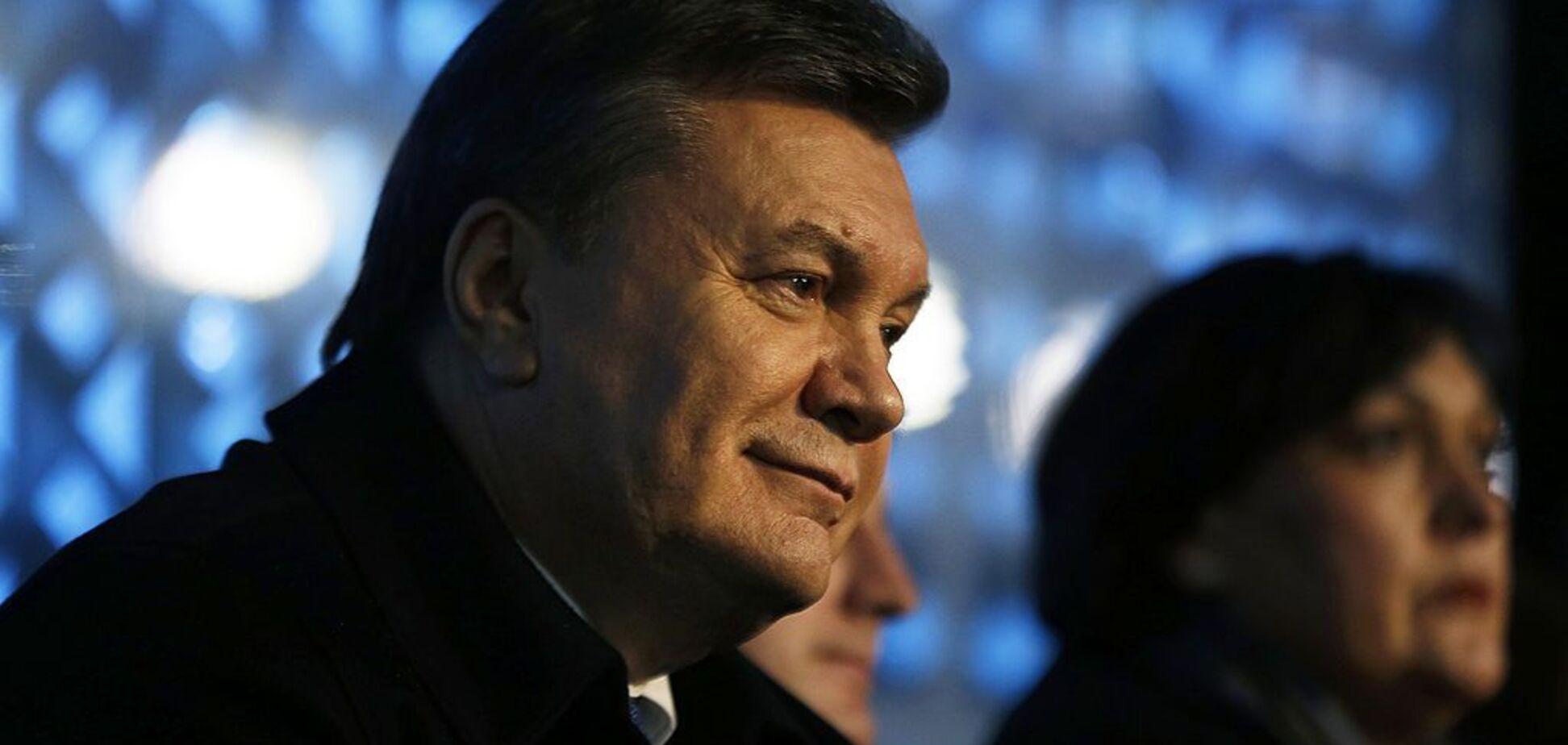''С кем окапываться в Донецке?'' Появились скандальные детали побега Януковича