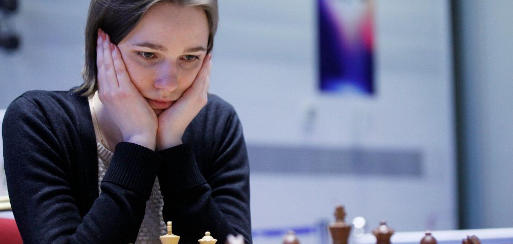 Українська шахістка виборола 'золото' Олімпіади-2018