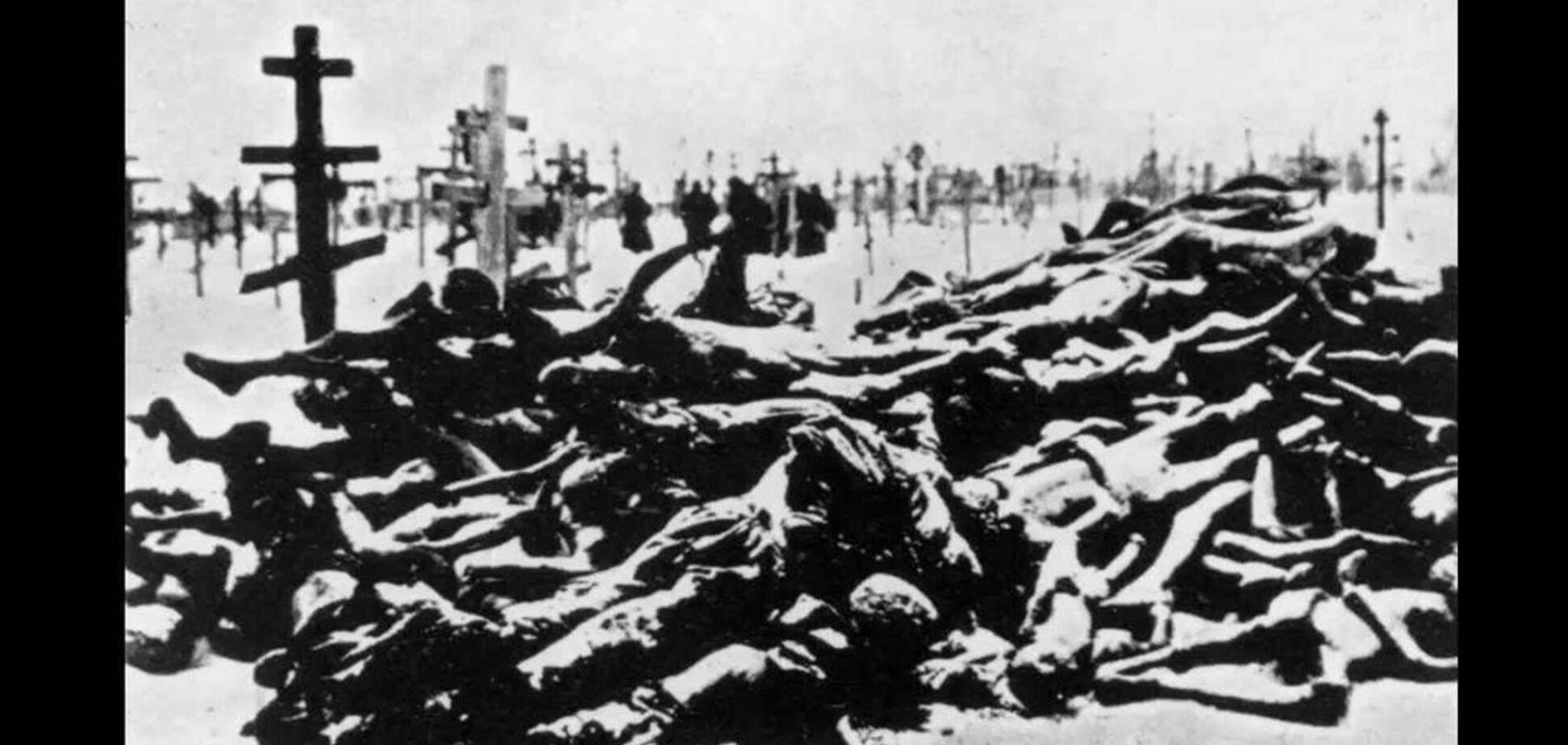 Світ знав про Голокост, а от про Голодомор - нічого