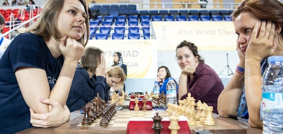 Украина выиграла 'серебро' шахматной Олимпиады-2018