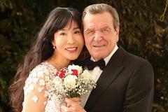 Женился в пятый раз: Герхард Шредер сыграл свадьбу со своей переводчицей