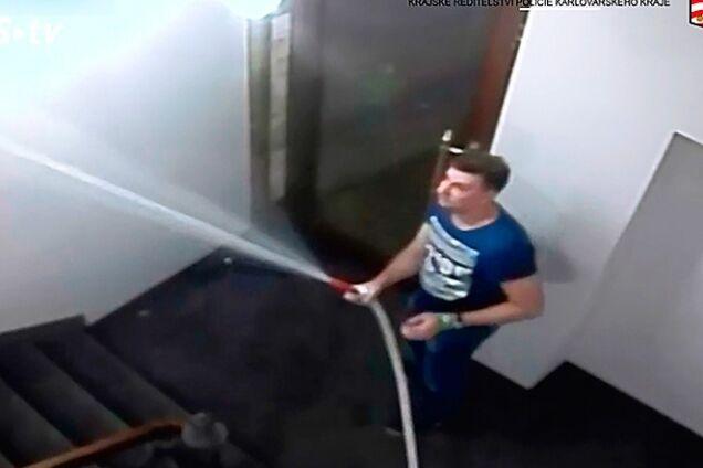Русскоговорящий мужчина затопил отель в Чехии