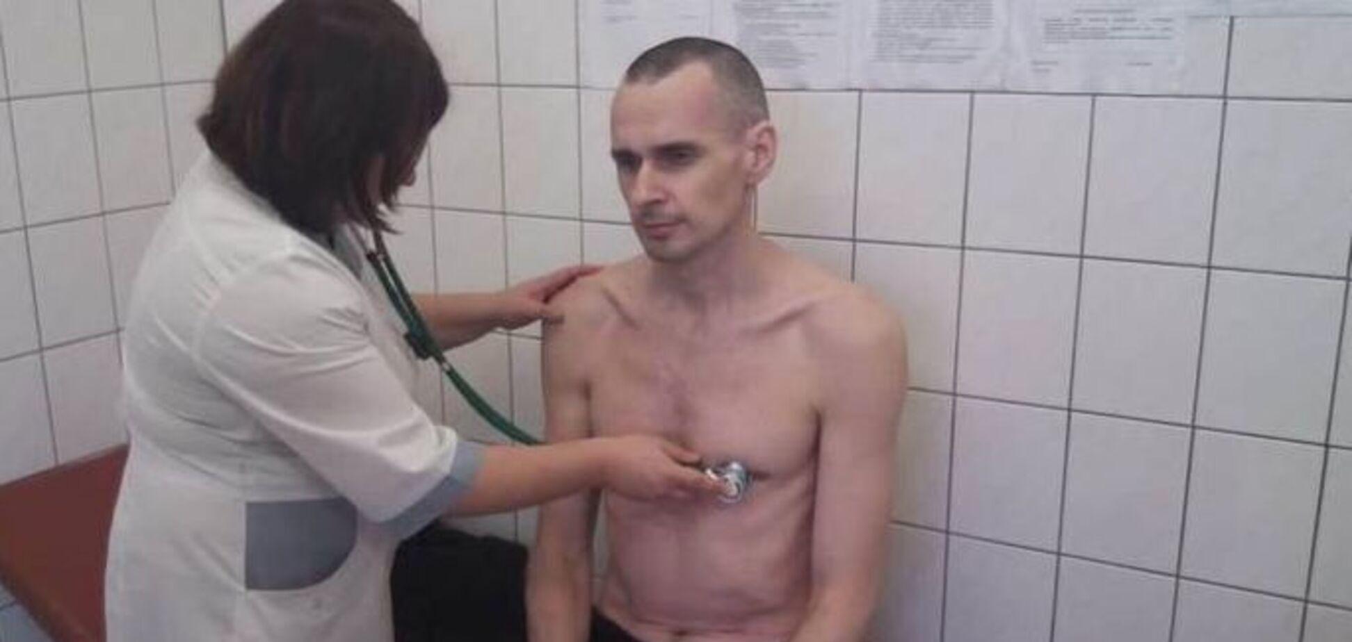''Смерти мы не нужны'': узник Кремля написал письмо Сенцову