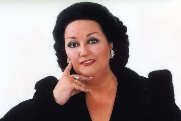 Померла легендарна оперна співачка Монсеррат Кабальє