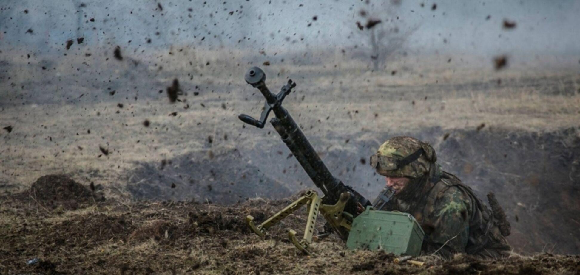 Силы ОС мощно ударили по 'Л/ДНР': у террористов серьезные потери