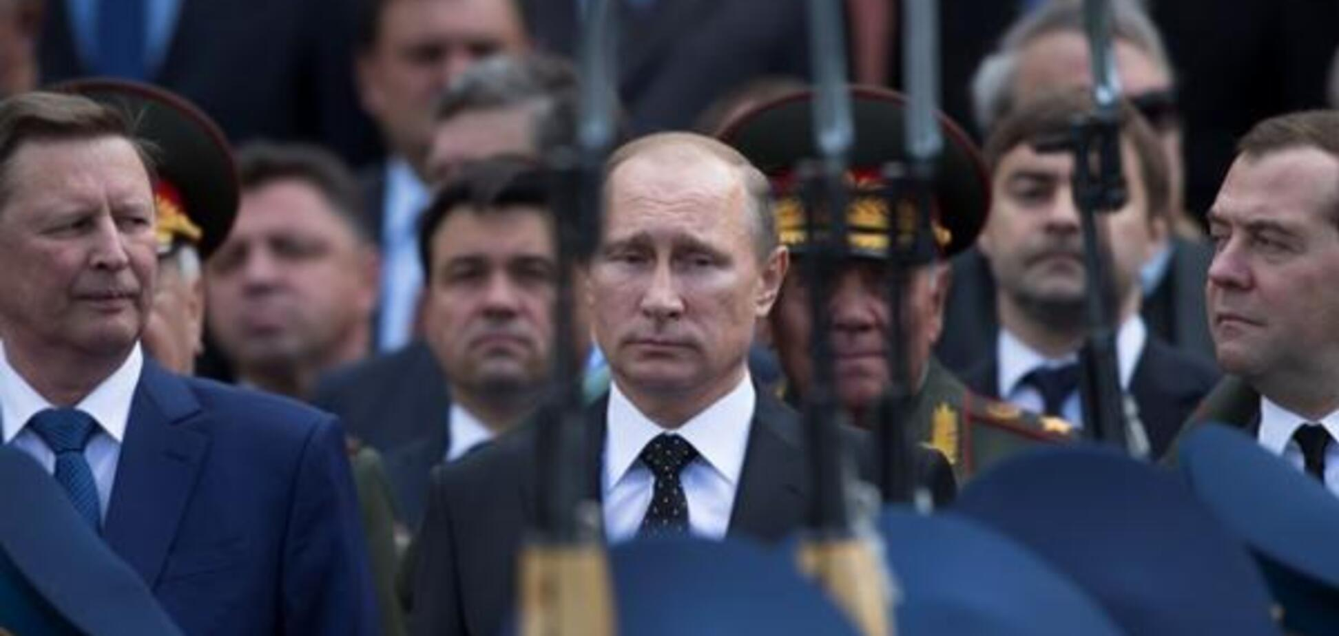 Россия стала крупнейшей мировой угрозой
