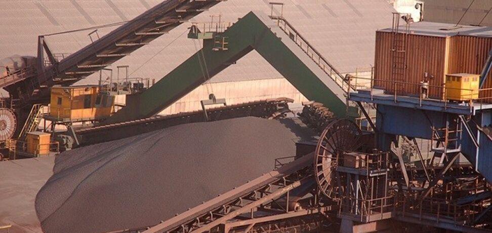 Експорт залізної руди з України