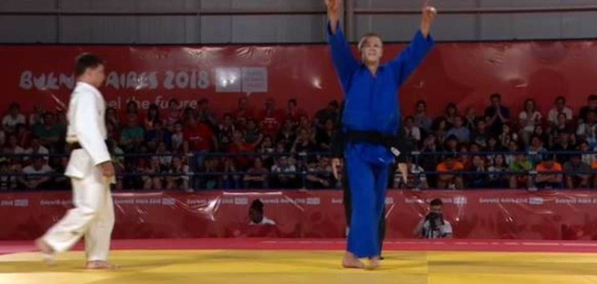Україна завоювала першу медаль на Юнацькій Олімпіаді