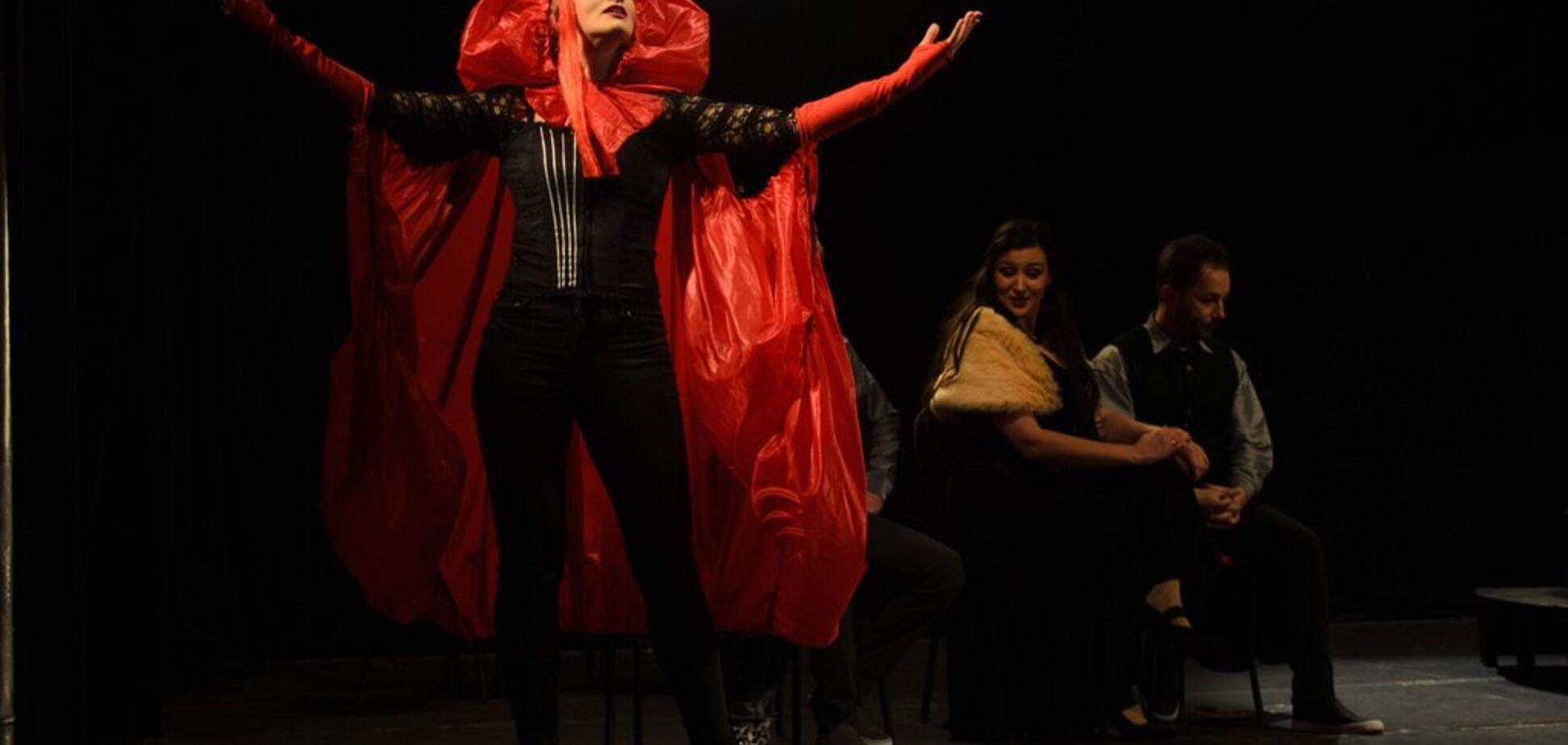 Киян розвеселять спектаклем про театральні пристрасті
