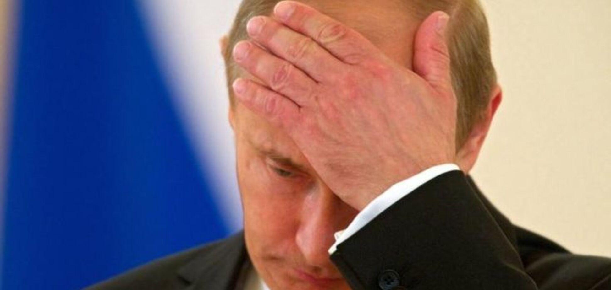Падение и уничтожение: гороскоп Путина