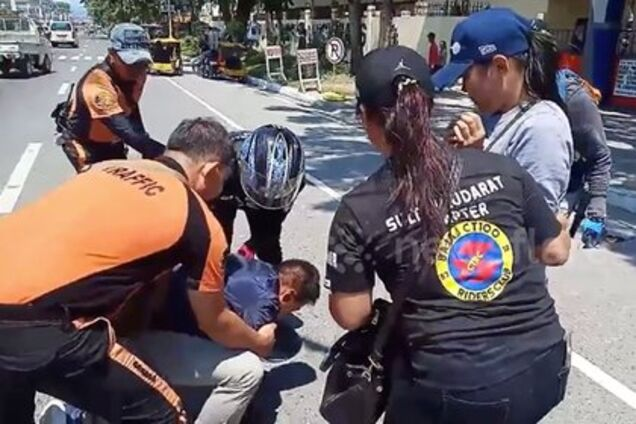 На Филиппинах военный инсценировал свою смерть ради эффектного предложения