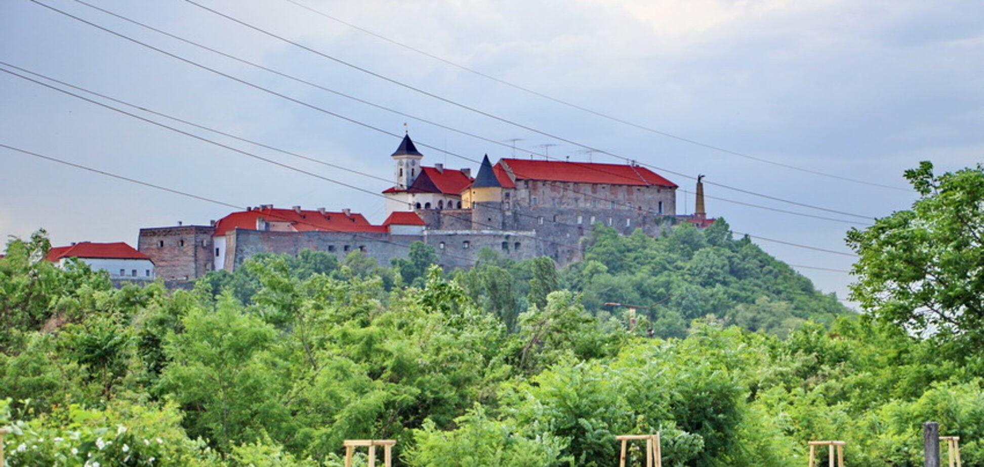 Фотограф показав дивовижну красу старовинного замку на Закарпатті