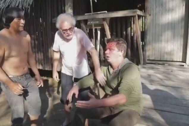 Популярный украинский ведущий чуть не погиб в Бразилии: подробности инцидента