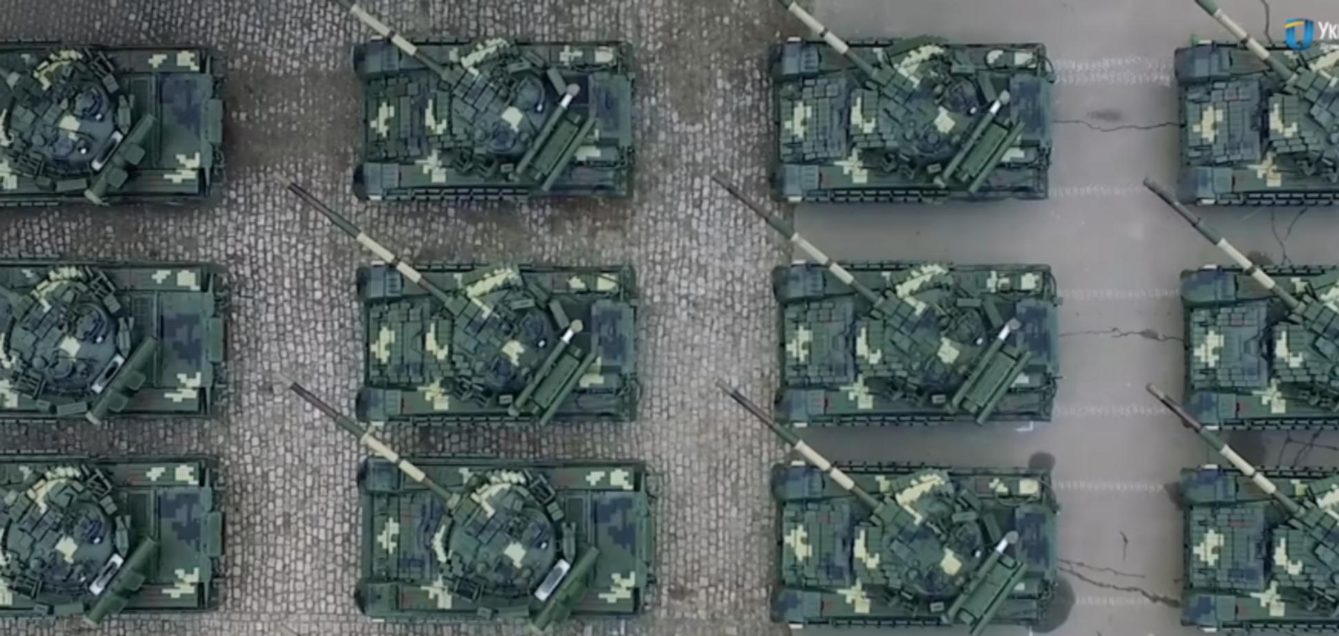 Мощное послание Путину: Порошенко показал новейшее вооружение ВСУ