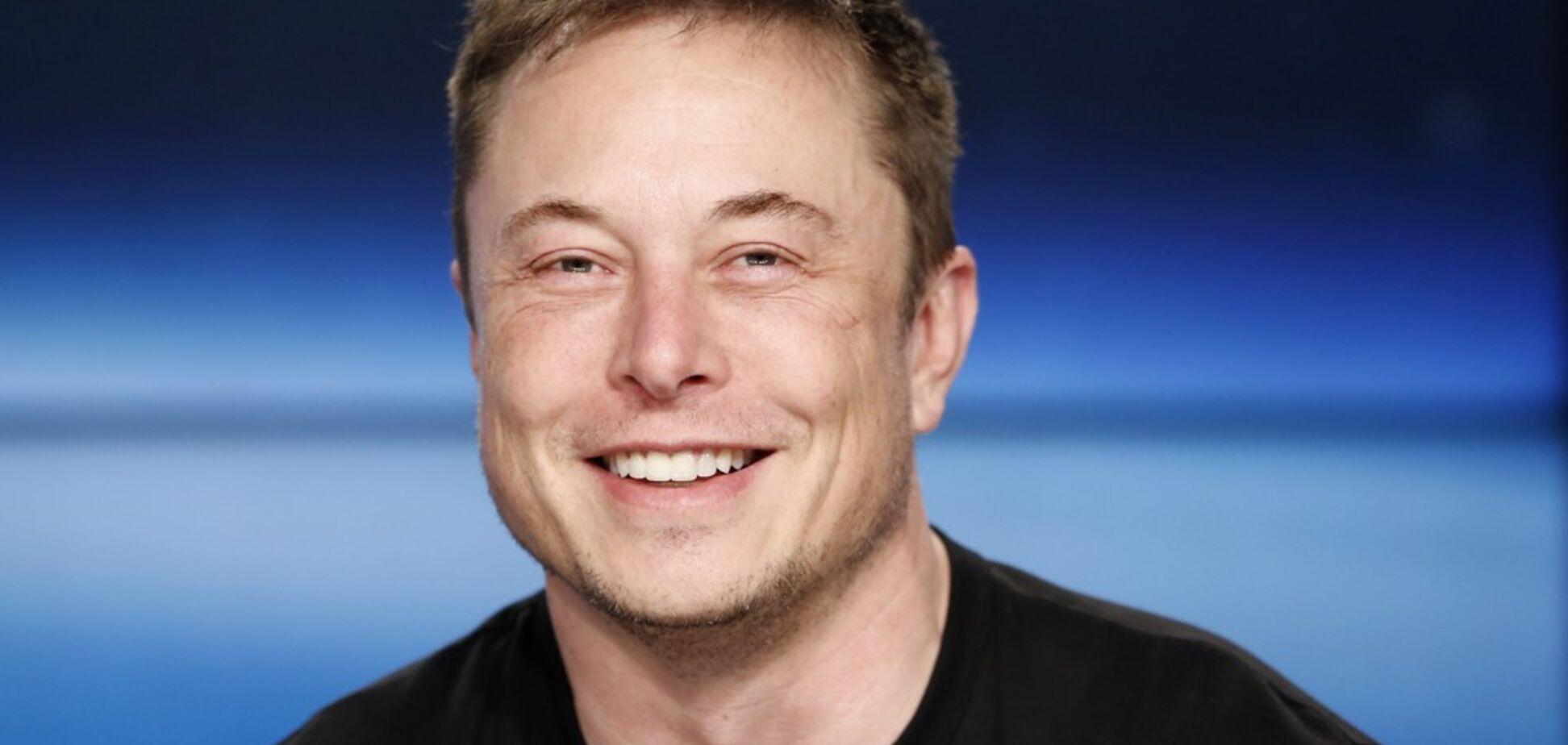 Илон Маск — хорошо замаскированный ''Стратег''