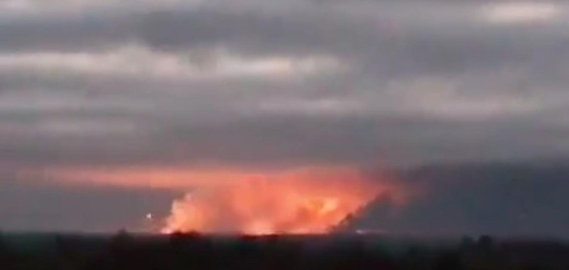 ''Нас мало не накрив снаряд'': жителі Ічні розповіли про жахи НП на складах ЗСУ
