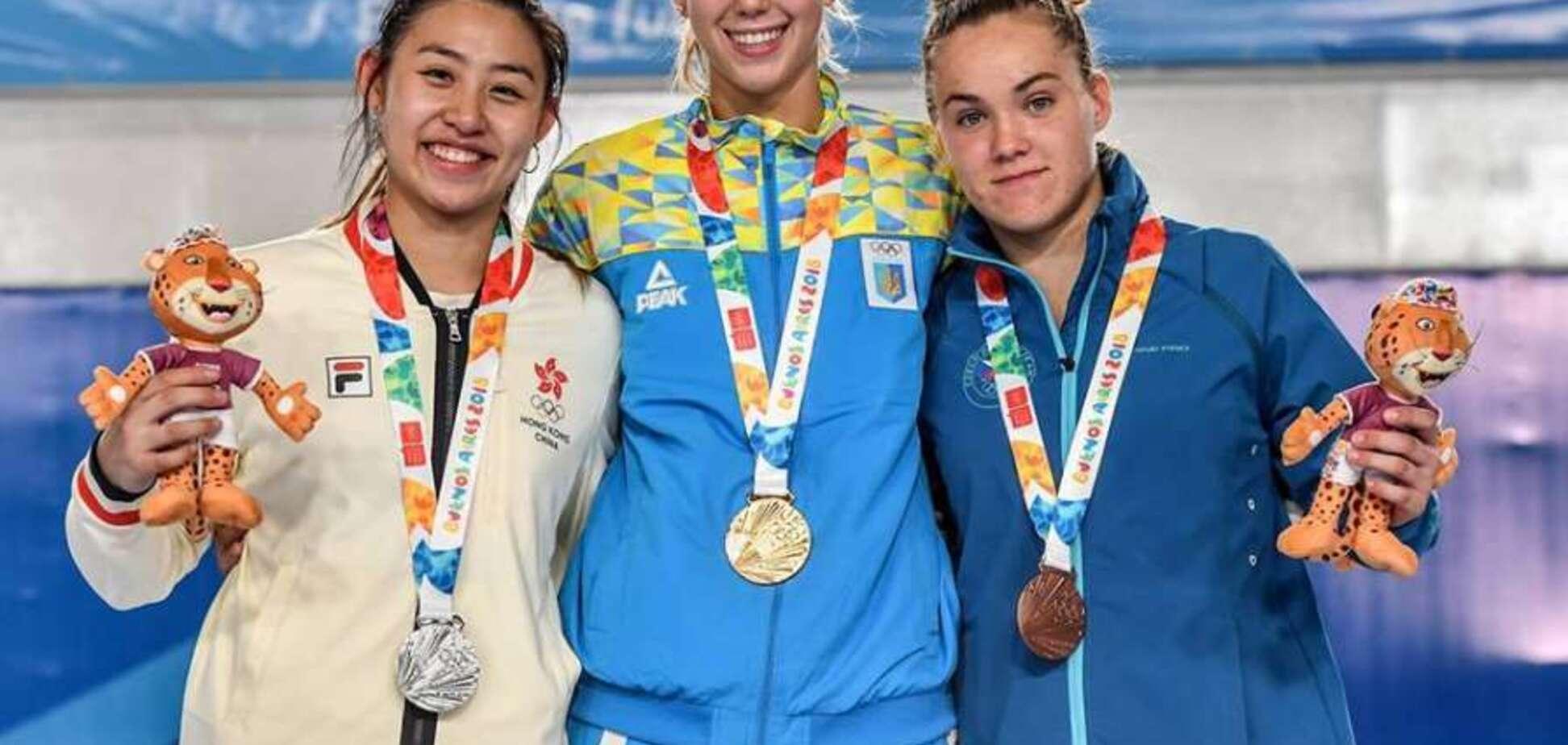 Творить історію: українка виграла 'золото' на Юнацькій Олімпіаді