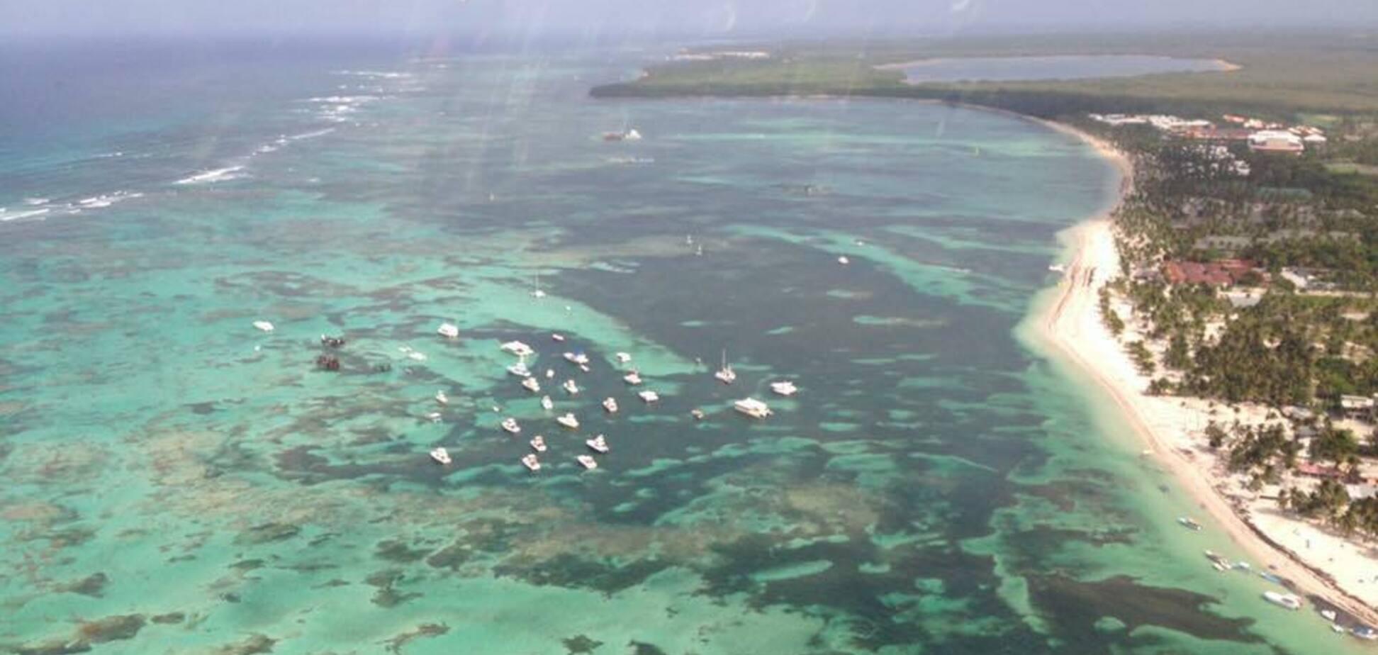 С высоты птичьего полета: в сети показали яркие фото из Доминиканской республики